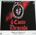 Cover CD Colonna sonora Il conte Dracula