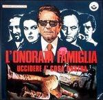 Cover CD Colonna sonora L'onorata famiglia - Uccidere è cosa nostra