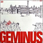 Cover della colonna sonora del film Geminus