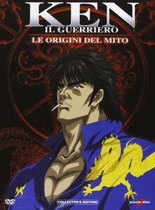 Ken il guerriero. Le origini del mito. Collector's edition (DVD) di Yoshihiro Yamaguchi - DVD