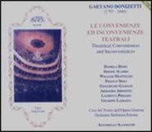Le convenienze ed inconvenienza teatrali - CD Audio di Gaetano Donizetti,Daniela Dessì