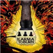 Live at Sidro Club - Vinile LP di Karma to Burn
