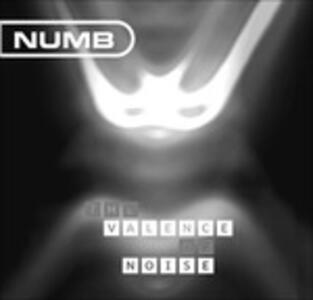 The Valence of Noise - Vinile LP di Numb