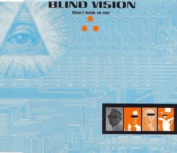 Look at Me - Vinile LP di Blind Vision