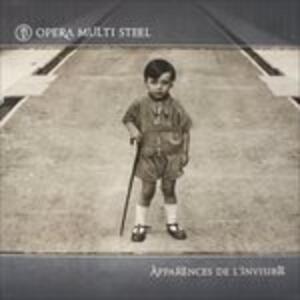 Apparences De L'Invisible - Vinile LP di Opera Multi Steel