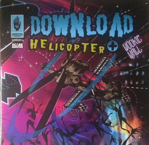 Helicopter - Wookie Wall - Vinile LP di Download
