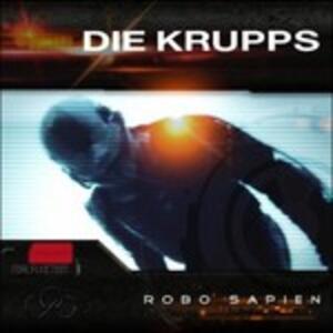 Robo Sapien - Vinile 7'' di Die Krupps