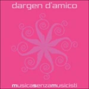 Musica senza musicisti - Vinile LP di Dargen D'Amico