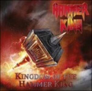 Kingdom of the Hammer King - Vinile LP di Hammer King
