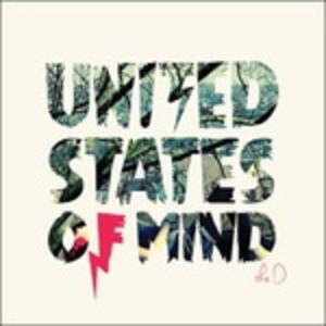 United States of Mind - CD Audio di The D