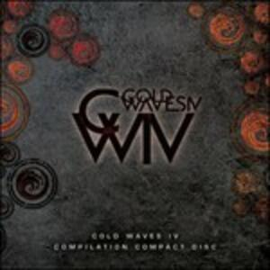 Cold Waves IV - CD Audio