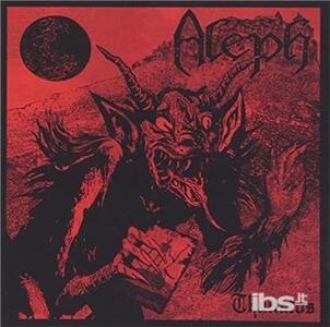 Thanatos - CD Audio di Aleph
