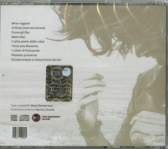 RisorseUmane - CD Audio di Mosè Santamaria - 2