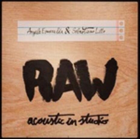 Raw - CD Audio di Angela Esmeralda,Sebastiano Lillo