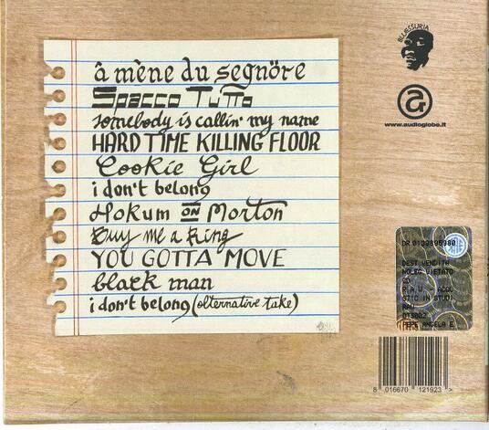 Raw - CD Audio di Angela Esmeralda,Sebastiano Lillo - 2
