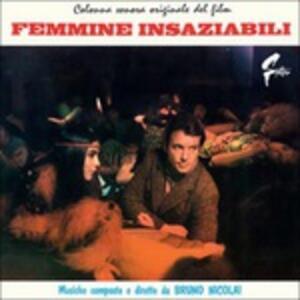 Femmine - Vinile LP di Bruno Nicolai