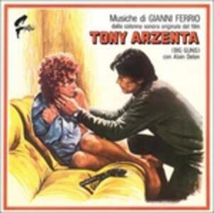 Tony Arzenta - Big Guns (Colonna Sonora) - Vinile LP di Gianni Ferrio