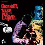 Cover CD Colonna sonora Giornata nera per l'ariete