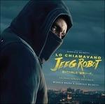 Cover CD Lo chiamavano Jeeg Robot