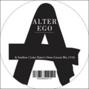 Soulfree - Lycra Ep - Vinile LP di Alter Ego