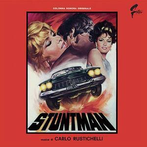 Stuntman (Colonna Sonora) - Vinile LP di Carlo Rustichelli