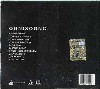 Ognisogno - CD Audio di Nico Sambo - 2