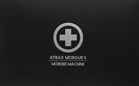 Morder Machine - CD Audio di Atrax Morgue