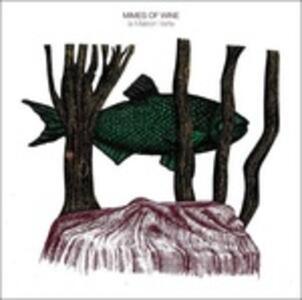 La maison verte - CD Audio di Mimes of Wine