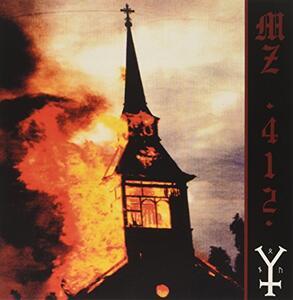 Burning the Temple of God - Vinile LP di Mz 412