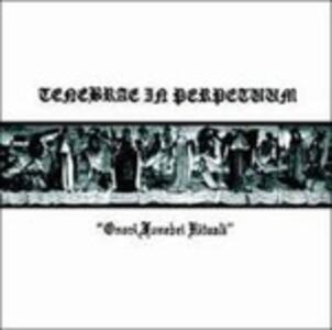 Onori funebri rituali - Vinile LP di Tenebrae in Perpetuum