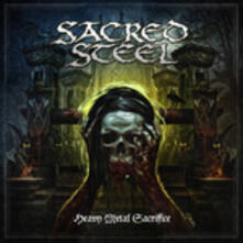 Heavy Metal Sacrifice (Picture Disc) - Vinile LP di Sacred Steel