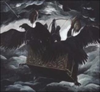 The Synarchy of Molten Bones - Vinile LP di Deathspell Omega