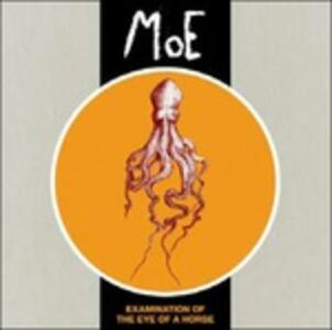 Examination of the Eye of a Horse - Vinile LP di Moe