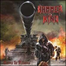 King Is Rising (Green Vinyl) - Vinile LP di Hammer King