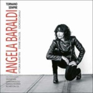 Tornano sempre - Vinile LP di Angela Baraldi