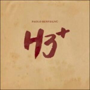 H3+ - Vinile LP di Paolo Benvegnù