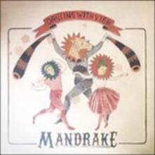 Dancing with Viga (Orange Vinyl) - Vinile LP di Mandrake