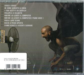 Se mi copri rollo al volo - CD Audio di Novi - 2