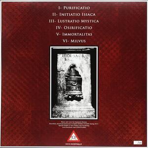 Iside Panthea - Vinile LP di Effet C'Est Moi - 2