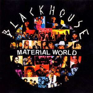Material World - Vinile LP di Blackhouse