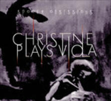 Spooky Obsessions (Limited Edition) - Vinile LP di Christine Plays Viola
