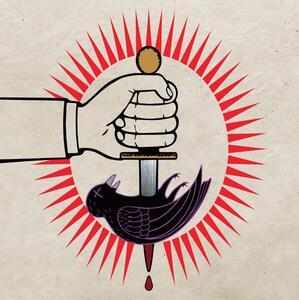The Last Drop of Blood - Vinile LP di Last Drop of Blood