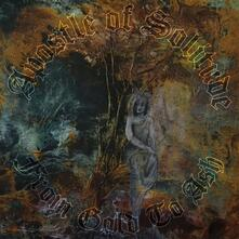 From Gold to Ash (Bronze Vinyl Limited Edition) - Vinile LP di Apostle of Solitude