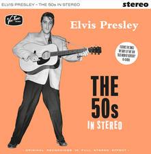 The 50's in Stereo (Orange Vinyl) - Vinile LP di Elvis Presley