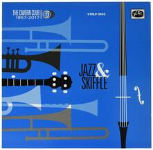 The Cavern Club. Jazz & Skiffle Years - Vinile LP