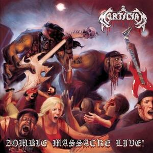 Zombie Massacre Live - Vinile LP di Mortician