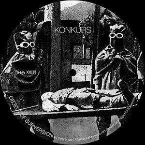 Object of Subversion - Vinile LP di Konkurs