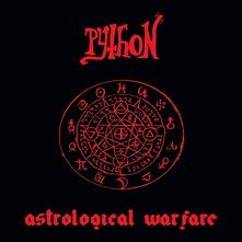 Astrological Warfare - Vinile LP di Python
