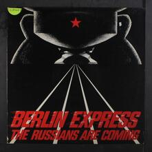 The Russians Are Coming - Vinile LP di Berlin Express