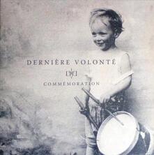 Commemoration (Green Coloured Vinyl) - Vinile LP di Dernière Volonté